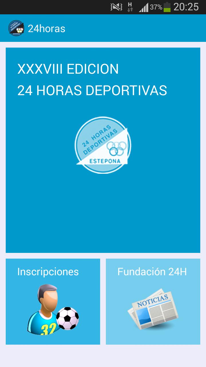 Aplicación movil 24 horas Estepona