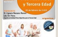 II Jornada Formativa de las 24 Horas Deportivas ACTIVIDAD FÍSICA Y TERCERA EDAD