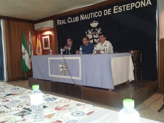 I JORNADA CLUB NAUTICO