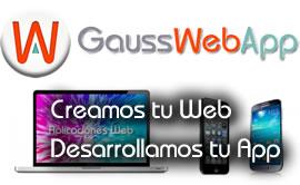 GaussWebApp