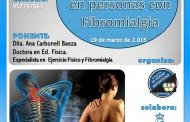 III Jornada Formativa de las 24 Horas Deportivas EJERCICIO FÍSICO EN PERSONAS CON FIBROMIALGIA